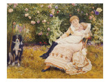 A Summer's Day Giclee Print by Edward Killingworth Johnson