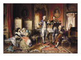 A Musical Interlude Giclee Print by Karl Schweniger
