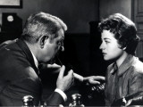 Jean Gabin and Annie Girardot: Maigret Tend Un Pi&#232;ge, 1958 Photographic Print by Marcel Dole
