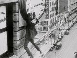 Harold Lloyd: Safety Last!, 1923 Photographic Print