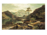 Loch Lomond Giclee Print by Sidney Richard Percy