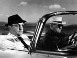 Jean Gabin and Bernard Blier: Le Cave Se Rebiffe, 1961 写真プリント : マルセル・ドール