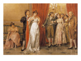The Fairest of Them All Giclee Print by George Goodwin Kilburne