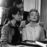 Mel Ferrer, Françoise Arnoul and Micheline Presle (episode