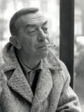 Marcel Aymé, November 5, 1965 Fotografisk trykk av Luc Fournol