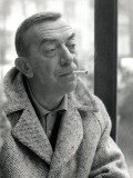 Marcel Aymé, November 5, 1965 Photographic Print by Luc Fournol
