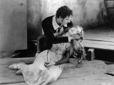 Mary Pickford et John Gilbert : Heart O 'The Hills, 1919 Photographie