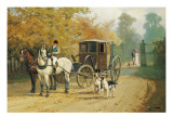 The Reunion Giclee Print by Arthur Walker Redgate