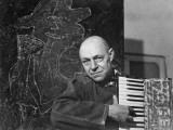 Jean Dubuffet (1901-1985) Fotografisk trykk av Luc Fournol