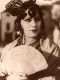 Raquel Meller: Carmen, 1926 Photographic Print