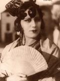 Raquel Meller: Carmen, 1926 Photographic Print