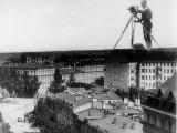 Mikhail Kaufman: Chelovek S Kino-Apparatom, 1929 Photographic Print
