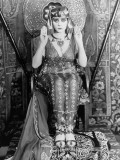 Theda Bara: Cleopatra, 1917 Photographic Print