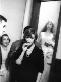 Françoise Sagan Fotografisk trykk av Luc Fournol