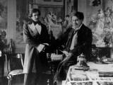 Romuald Joubé and Henry Krauss: Les Frères Corses, 1916 Photographic Print
