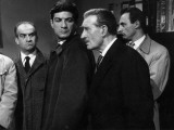 Louis de Funès, Jean-Claude Brialy and Noël Roquevert: Le Diable et Les Dix Commandements, 1962 Photographic Print by  Limot