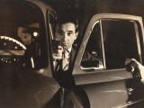 Charles Aznavour: Horace 62, 1962 Fotodruck von Marcel Dole