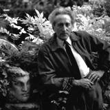 Jean Cocteau Fotografisk trykk av Luc Fournol