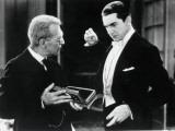Bela Lugosi and Edward Van Sloan: Dracula, 1931 Fotografisk tryk