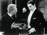 Bela Lugosi and Edward Van Sloan: Dracula, 1931 Fotografie-Druck