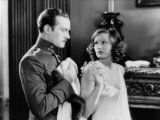 Greta Garbo and Conrad Nagel: The Mysterious Lady, 1928 Lámina fotográfica