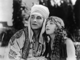 Rudolph Valentino and Vilma B&#225;nky: The Son of The Sheik, 1926 Photographic Print
