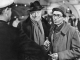 Jean Gabin and Darry Cowl: Archimède, Le Clochard, 1959 Photographic Print by Marcel Dole