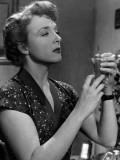 Micheline Presle: Líamour Díune Femme, 1954 Fotografisk tryk af Limot