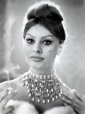 Sophia Loren Photographic Print by Luc Fournol