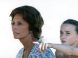 Sophia Loren and Salomé Stévenin: Soleil, 1997 Photographic Print by Patrick Camboulive