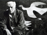 Georges Braque (1882-1963) Fotografisk trykk av Luc Fournol