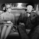 Jean Gabin et Madeleine Robinson : Le Gentleman d'Epsom, 1962 Photographie par Marcel Dole