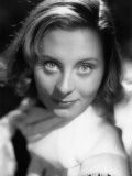 Michèle Morgan, 1939 Photographic Print by  Limot