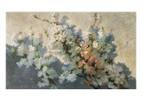 Springtime Giclee Print by Adolphe Louis N . Degrange
