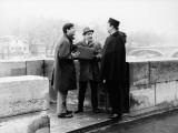 """Louis de Funès, Jean-Claude Brialy and Yves Barsacq (episode """"Bien d'autrui ne prendras""""): Le Diabl Photographic Print by  Limot"""