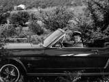 Louis de Funès: Le Gendarme de Saint-Tropez, 1964 Fotografisk tryk af Marcel Dole