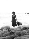 "Gina Lollobrigida in ""La Legge"" by Jules Dassin, 1958 Photographic Print by Leonia Celli"