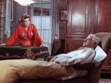 Simone Signoret and Jean Gabin: Le Chat, 1971 Fotografisk tryk af Marcel Dole