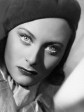 Michèle Morgan: Le Quai Des Brumes, 1938 Reprodukcja zdjęcia