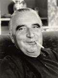 Georges Pompidou, June 6, 1966 Fotografisk trykk av Luc Fournol