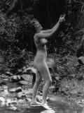Audrey Munson: Purity, 1916 Lámina fotográfica