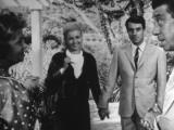 Paulette Dubost, Fernandel, Marie Dubois and Franck Fernandel: L'Âge Ingrat, 1964 Photographic Print by Marcel Dole