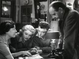 Gaby Morlay, Nicole Courcel, Robert Lamoureux and Fernand Ledoux: Papa, Maman, La Bonne et Moi, 195 Photographic Print by  Limot