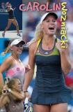 Caroline Wozniacki Tennis Sports Poster Posters