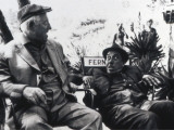 Jean Gabin et Fernandel : L'Âge ingrat, 1964 Reproduction photographique par Marcel Dole