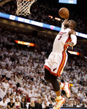 Chicago Bulls v Miami Heat - Game Four, Miami, FL - MAY 24: Dwyane Wade Photo by Marc Serota