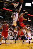 Chicago Bulls v Miami Heat - Game Four, Miami, FL - MAY 24: Dwyane Wade Photographic Print by Marc Serota