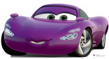 Cars 2 - Holley Shiftwell Silhouette découpée
