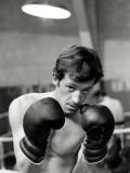Jean-Paul Belmondo, 21 Juin 1960 Reproduction photographique par Luc Fournol