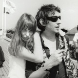 Serge Gainsbourg and Jane Birkin, July 23, 1970 Fotoprint van Luc Fournol